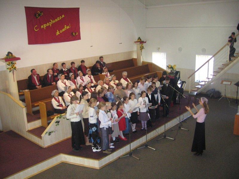 Bible Way Pentecostal Christian Church, Lithuania